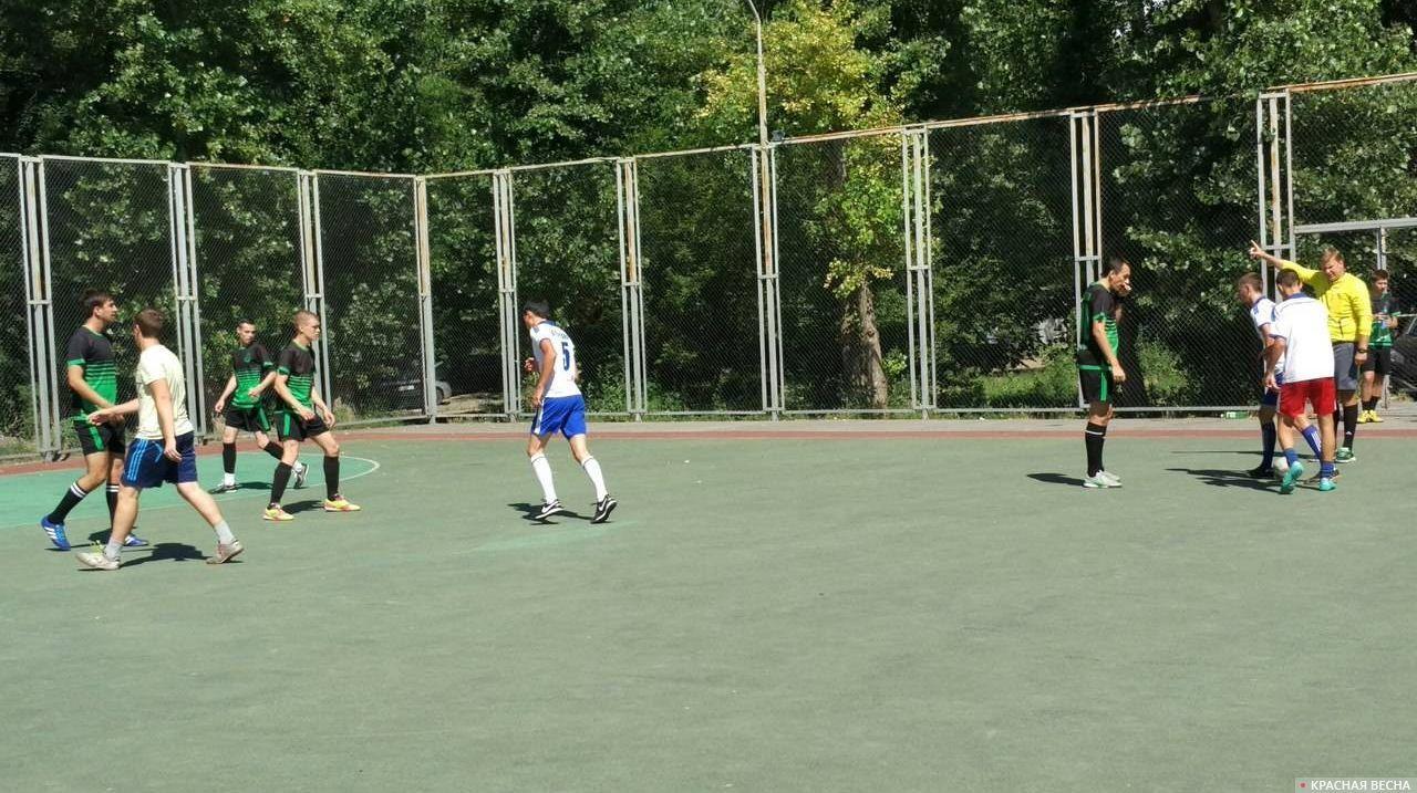 МФК «Виктория» в игре