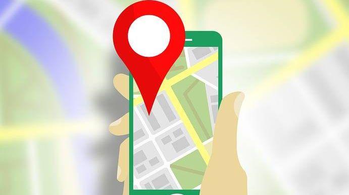 Карты Google пренебрегают  Крымский мост