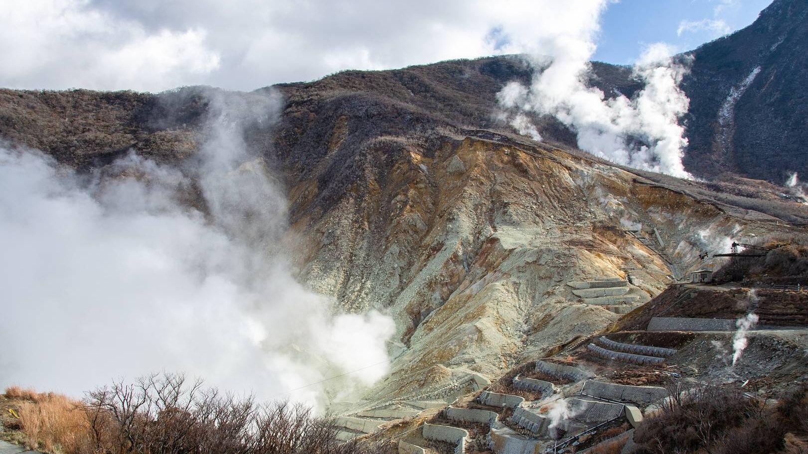 Долина Окавудани