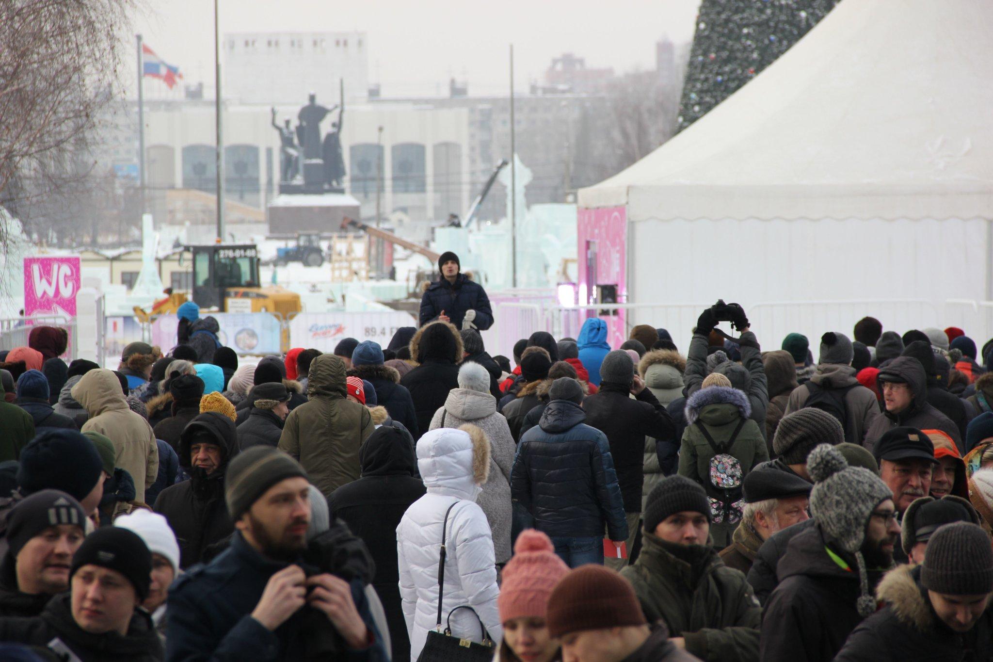 Навального выдвинули впрезиденты