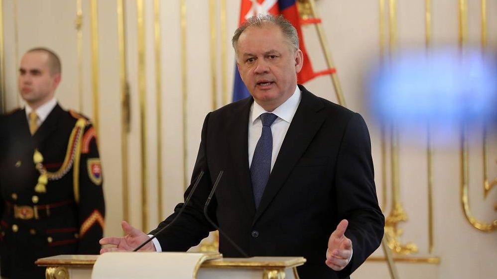 Парламент Словакии сегодня должен проголосовать повопросу оподдержке нового руководства страны