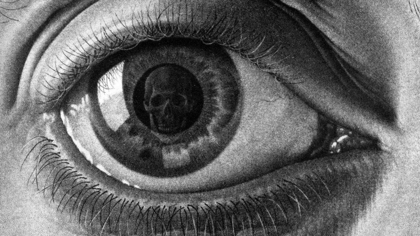 Мауриц Корнелис Эшер. Глаз. 1946