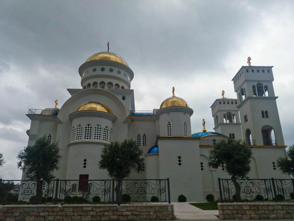 Соборный храм Святого Иоанна Владимира. Бар. Черногория.