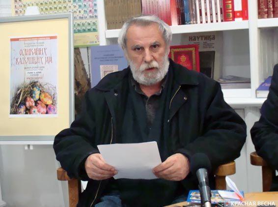 Черногорский писатель о церковном расколе: Запад разрывает сербский народ