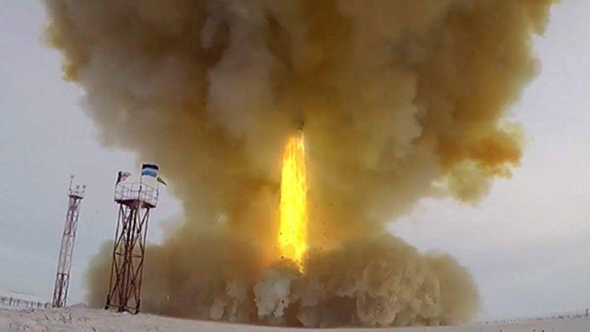 Ракетный комплекс Авангард