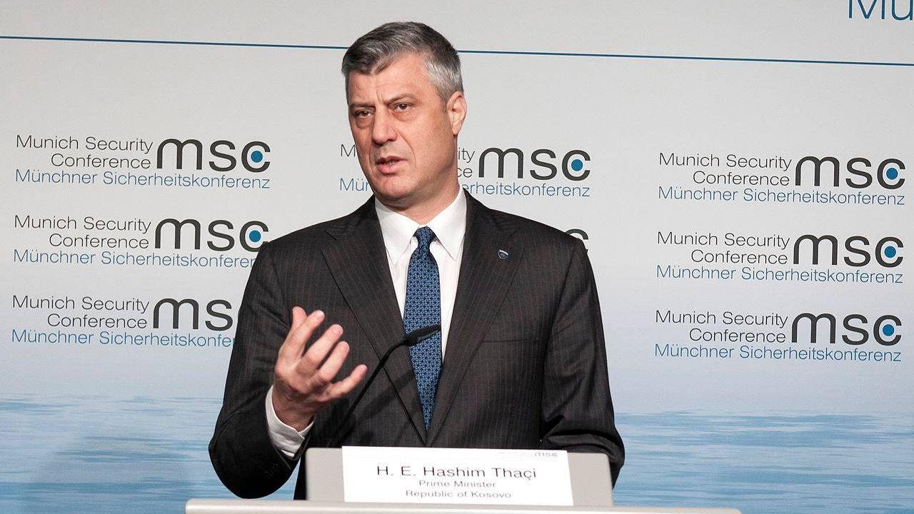 50-я Мюнхенская конференция по безопасности 2014. Хашим Тачи (премьер-министр, Приштина)