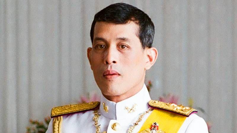 Король Таиланда Рама Х