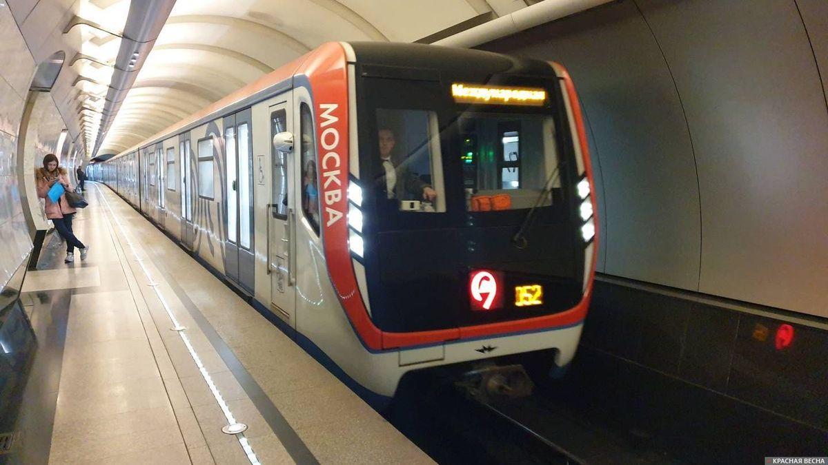 Работа в метро для девушек как попасть на работу мвд девушкам