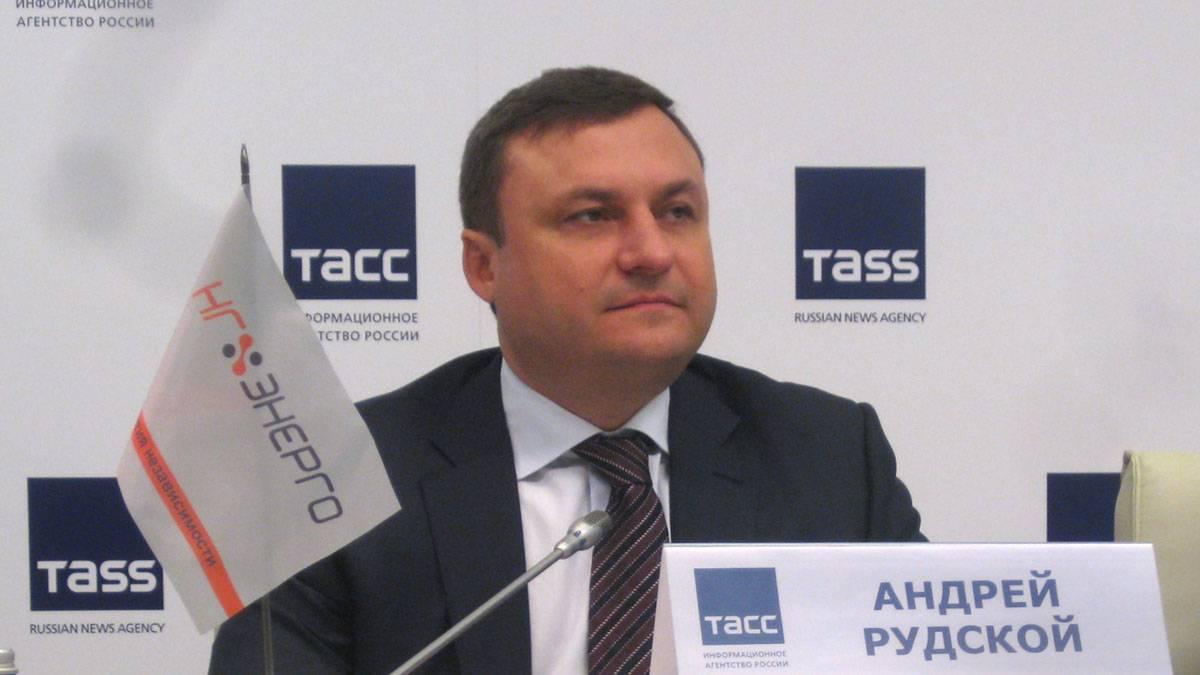 Рудской Андрей Александрович, директор компании «НГ-Энерго». Санкт-Петербург. 15.03.2019