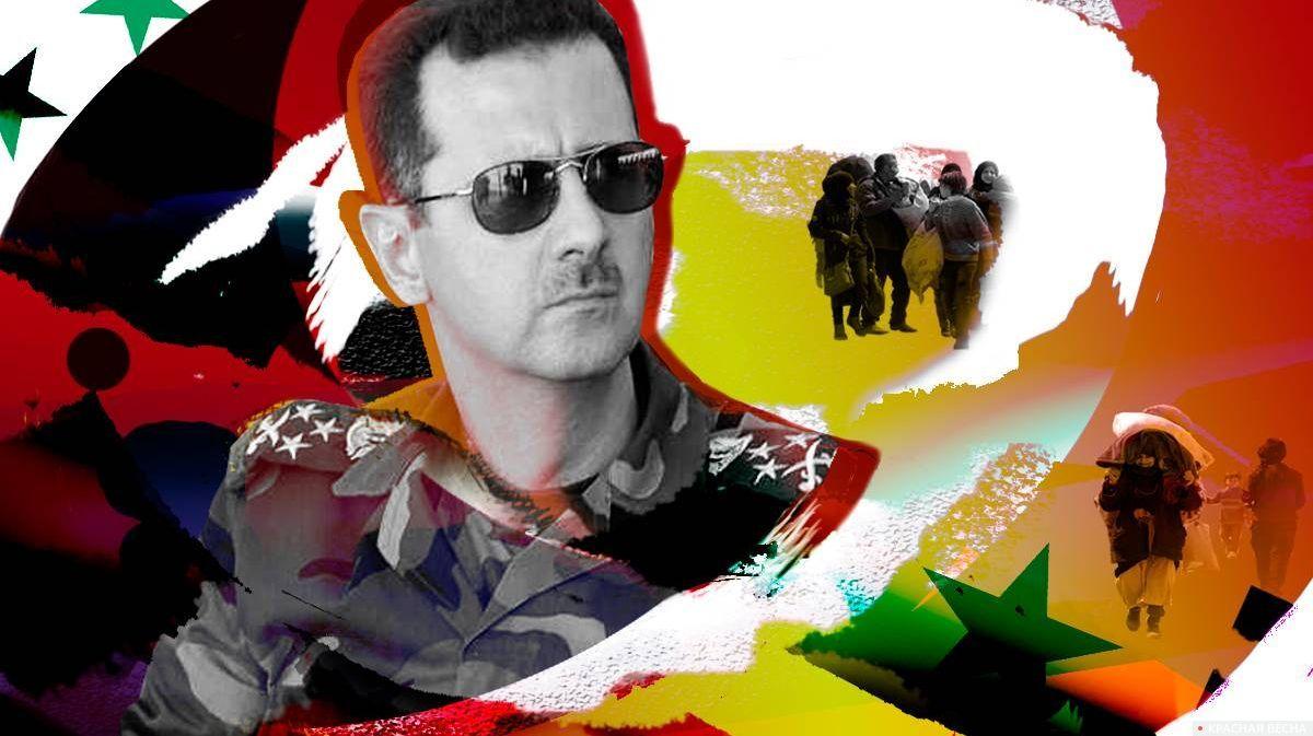 Возвращение Сирии к мирной жизни