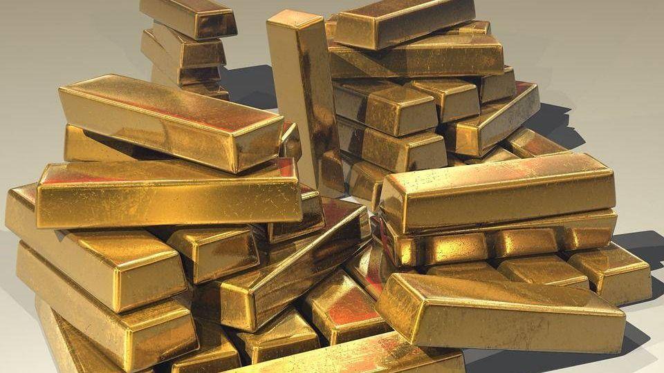 Золотовалютные резервы Российской Федерации увеличились на $1,4 млрд занеделю