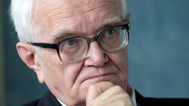 Вячеслав Семёнович Стёпин — советский и российский философ и организатор науки