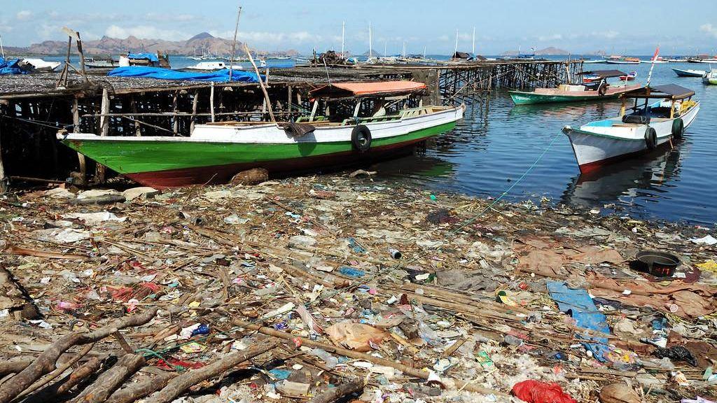 Острови вже йдуть під воду - клімат
