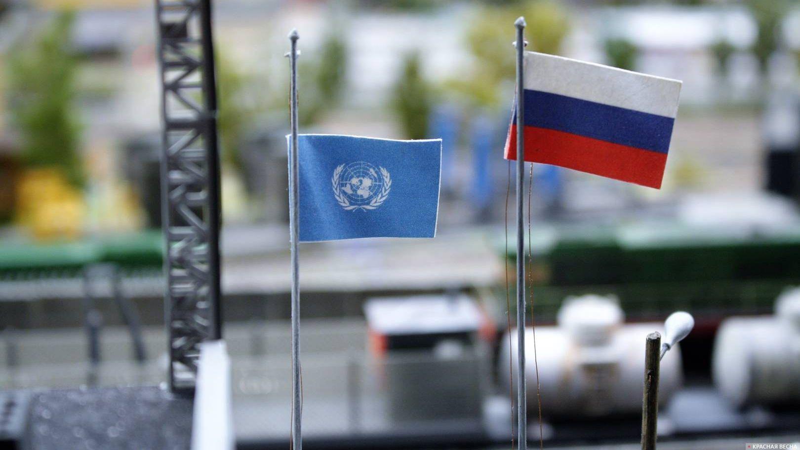 СБООН поинициативе России обсудит гуманитарную ситуацию всирийской Ракке