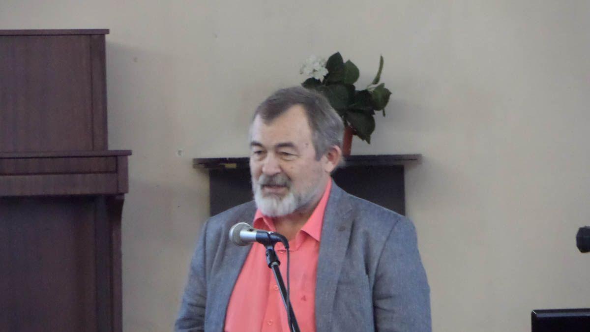 Валерий Леонидович Ситников. 02.11.2017. Санкт-Петербург