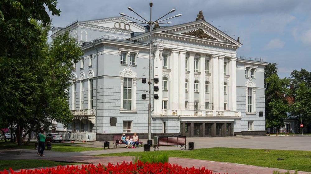 Пермский театр оперы и балета им. П.И.Чайковского