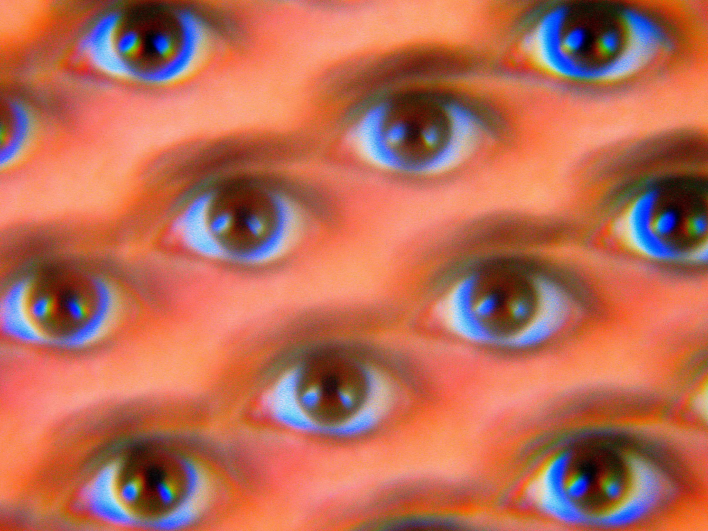 Всевидящие очи [(cc) Caneles]