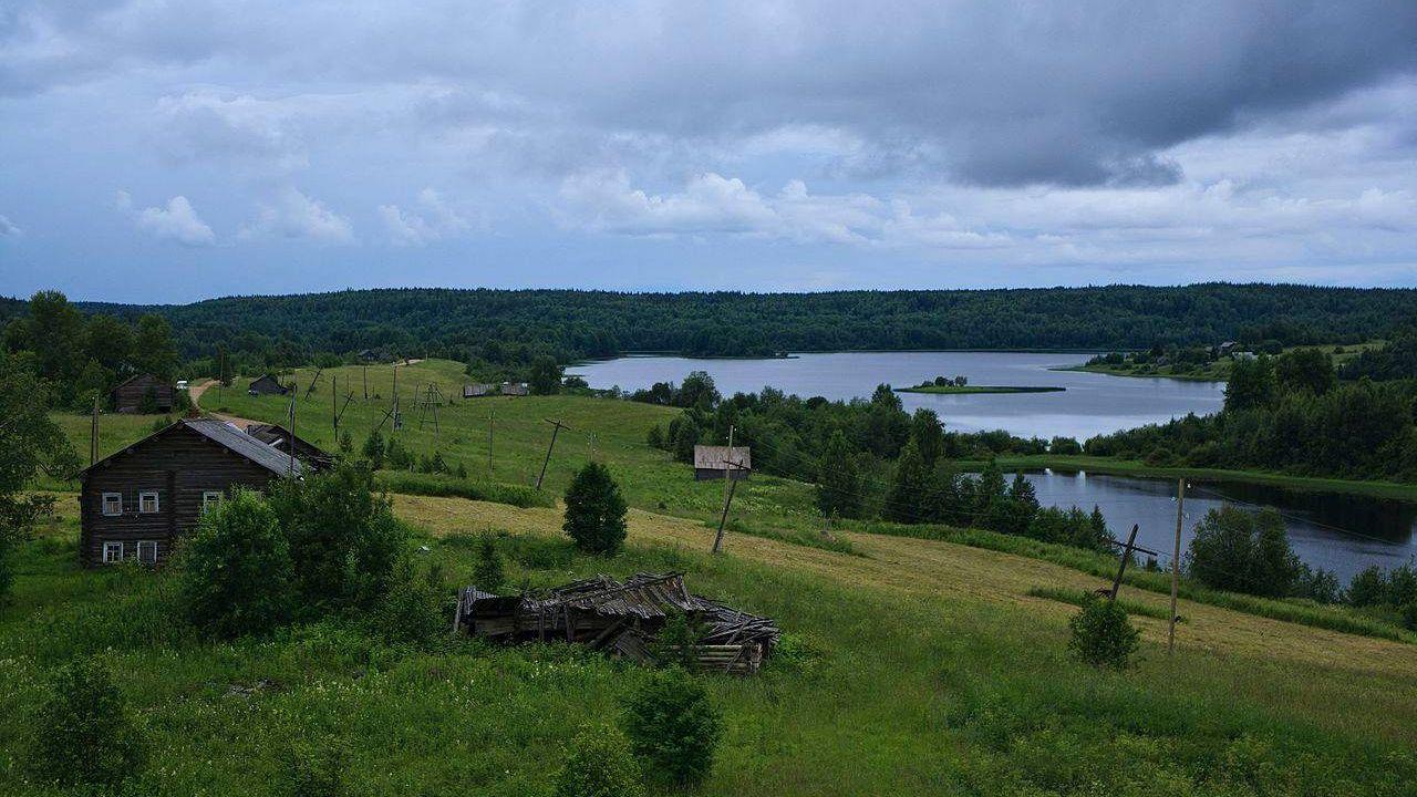 Кенозерский национальный парк.  Архангельская область