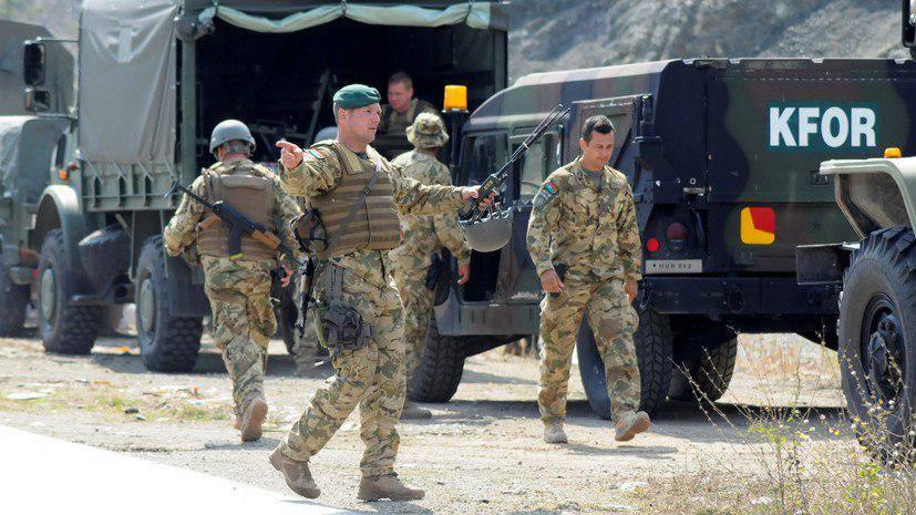 KFOR (миссия НАТО в Косово)
