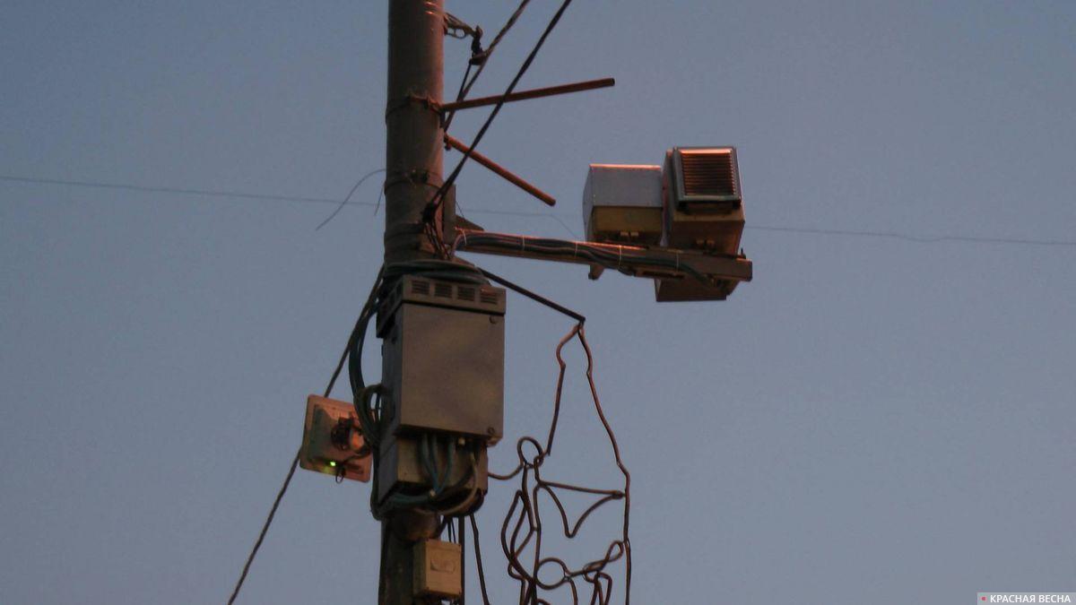 Камеры фиксации нарушений скоростного режима