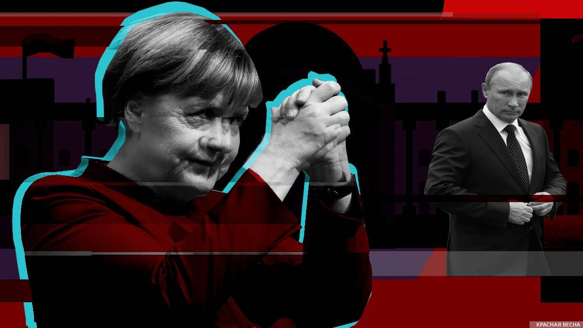 Ангела Меркель обвинила Вашингтон вподрыве доверия кмировому порядку