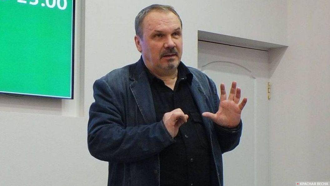 Художественный руководитель театра «У Моста» Сергей Федотов