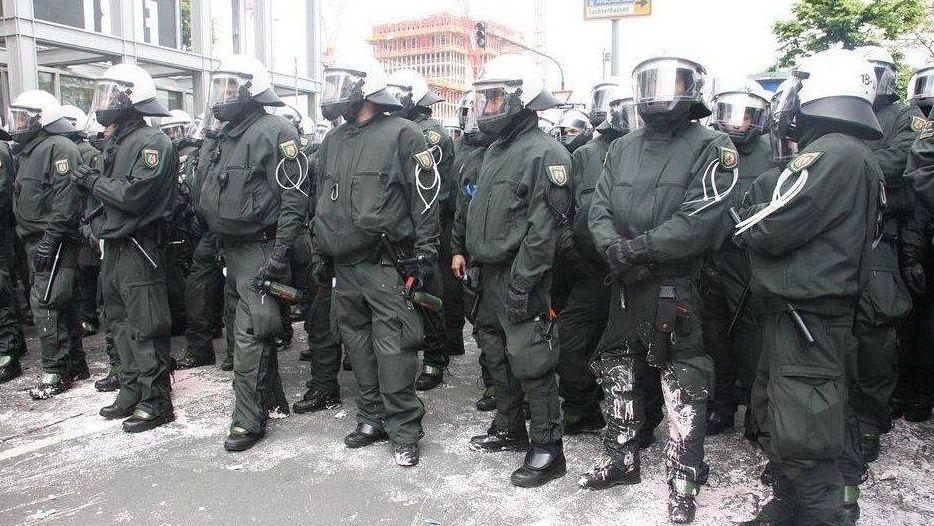 Полиция. Германия