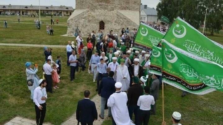 Торжественное мероприятие, посвященное Дню официального принятия ислама Волжской Булгарией