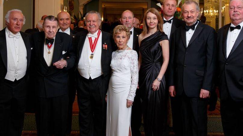 Члены Русского дворянского собрания в Америке