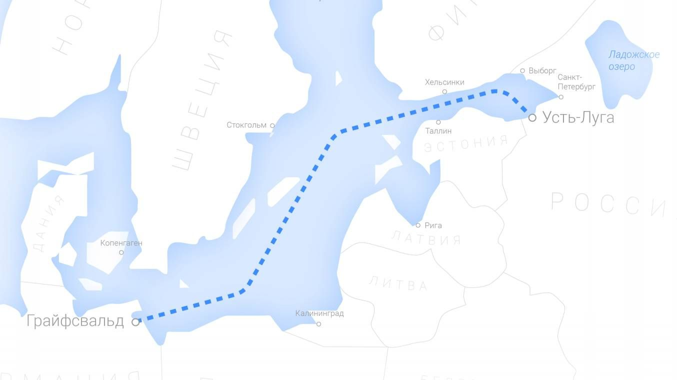 Северный поток -2
