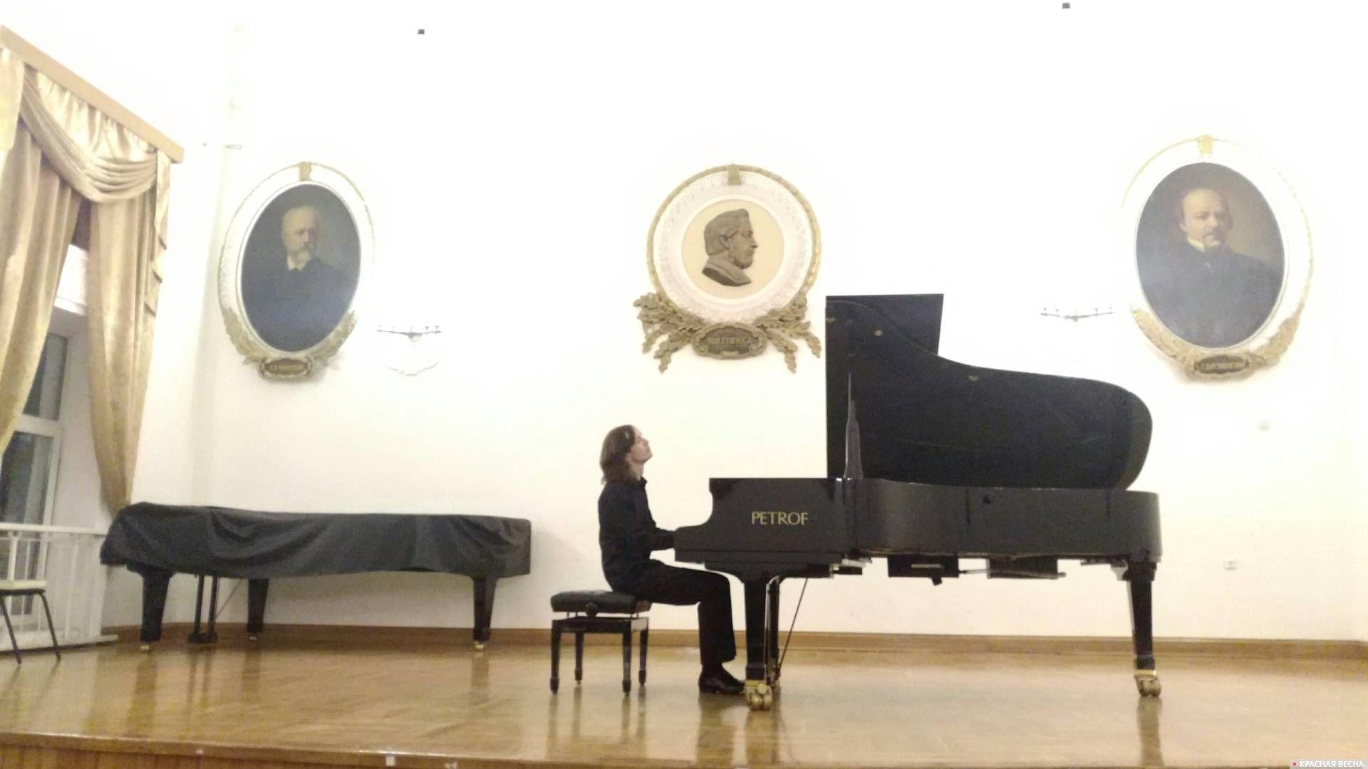 Концерт Георгия Войлочникова в Воронеже, 14.11.2018
