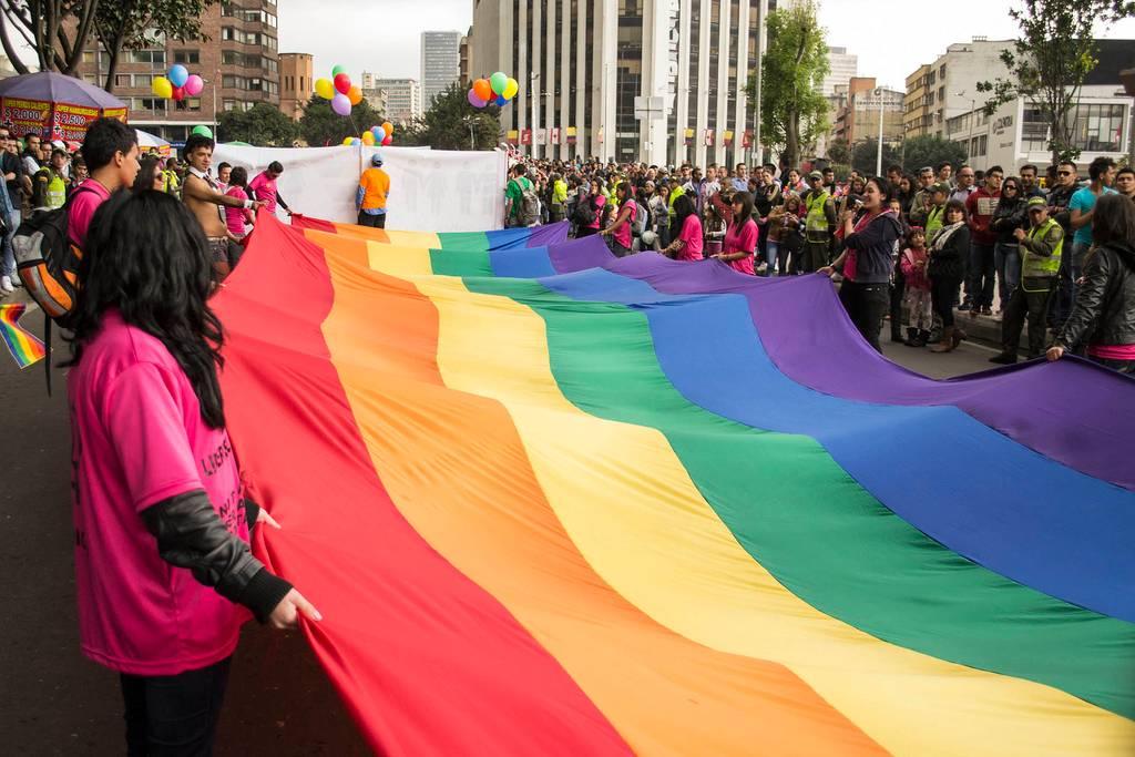 ЛГБТ-демонстрация