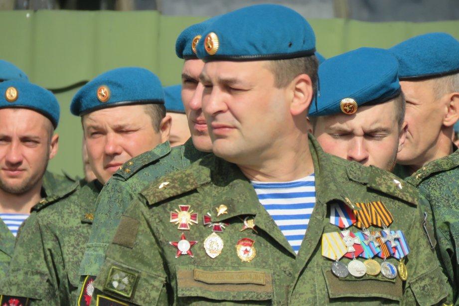 Вольга. ОБСпН ДНР. 9 мая 2017 г.