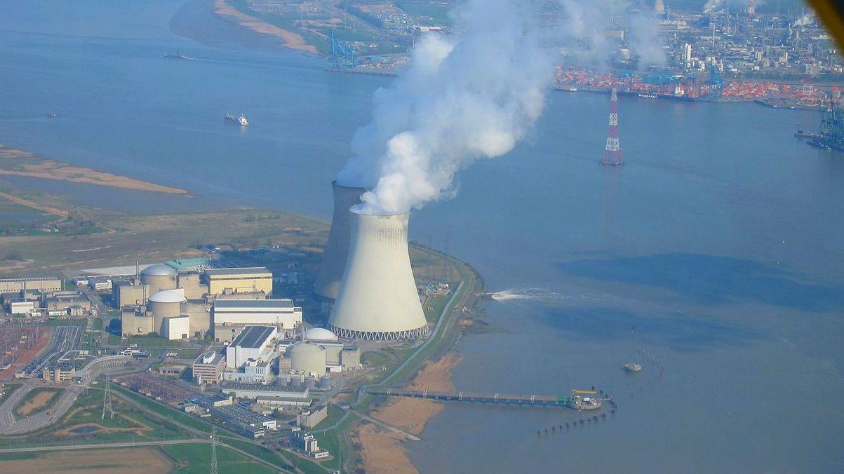 Атомная электростанция Дул. Бельгия