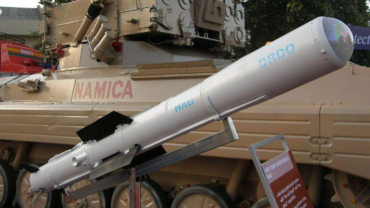 Индийский противотанковый ракетный комплекс