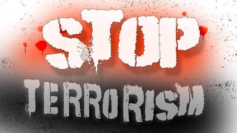 Остановить террор