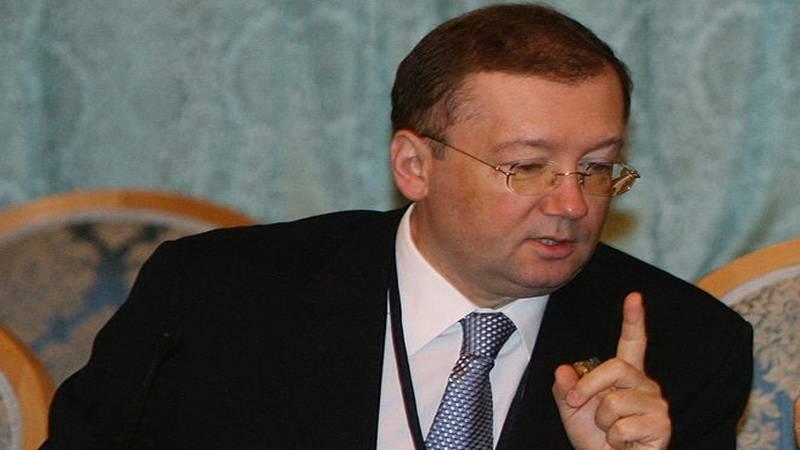 посол РФ в Великобритании А.Яковенко