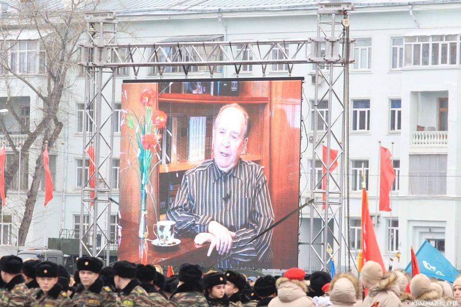 Парад памяти в Самаре 2019 год