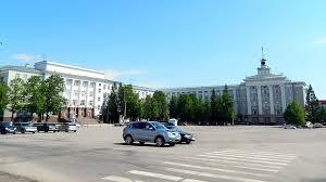 Уфа. Советская площадь