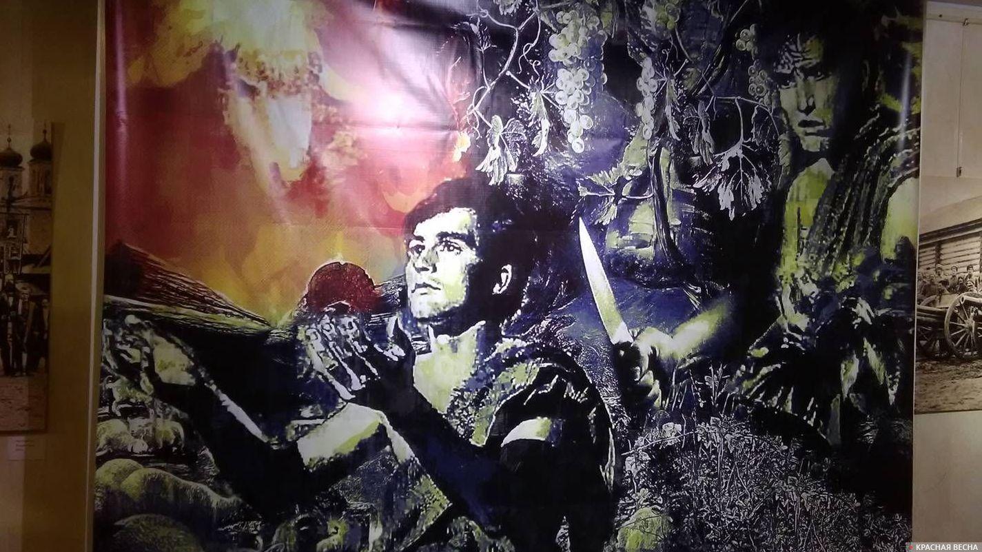 Выставка «Время Каина» в Храме на Крови