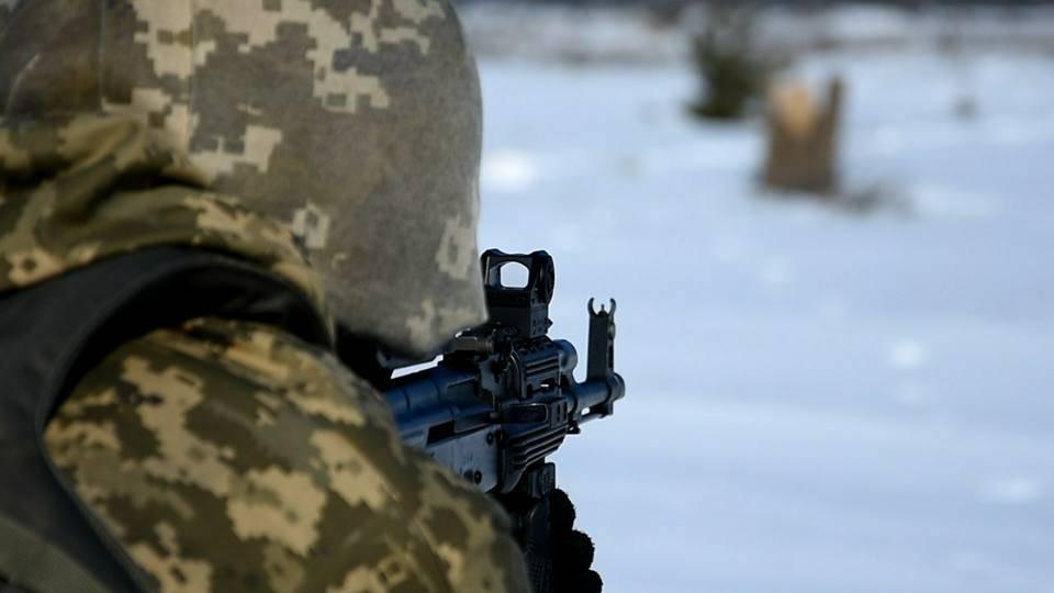 ВЛНР сообщили осбитом украинском беспилотнике сбоеприпасом