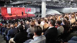 Торжественное заседание актива «Сути времени», посвященное 100-летию Великой Октябрьской социалистической революции