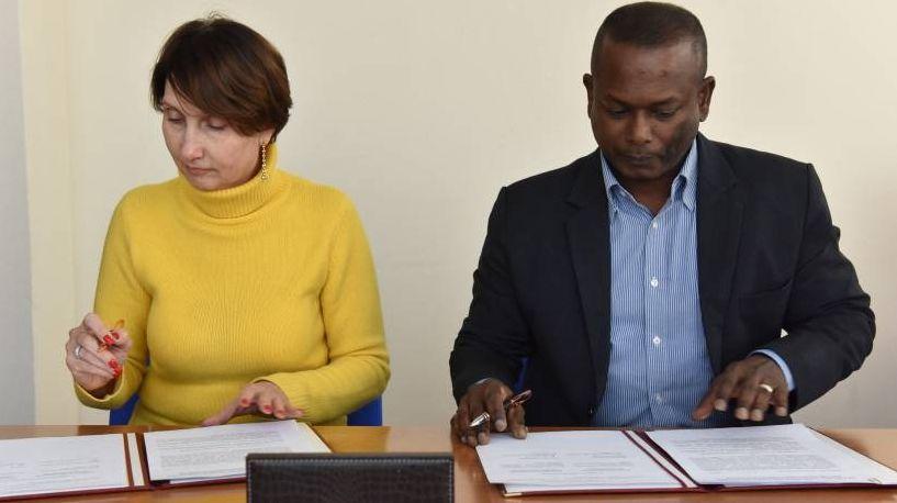 Подписание Соглашения о сотрудничестве в сфере образования между Министерством образования Московской области и компанией Educare International Consultancy (Республика Сингапур)
