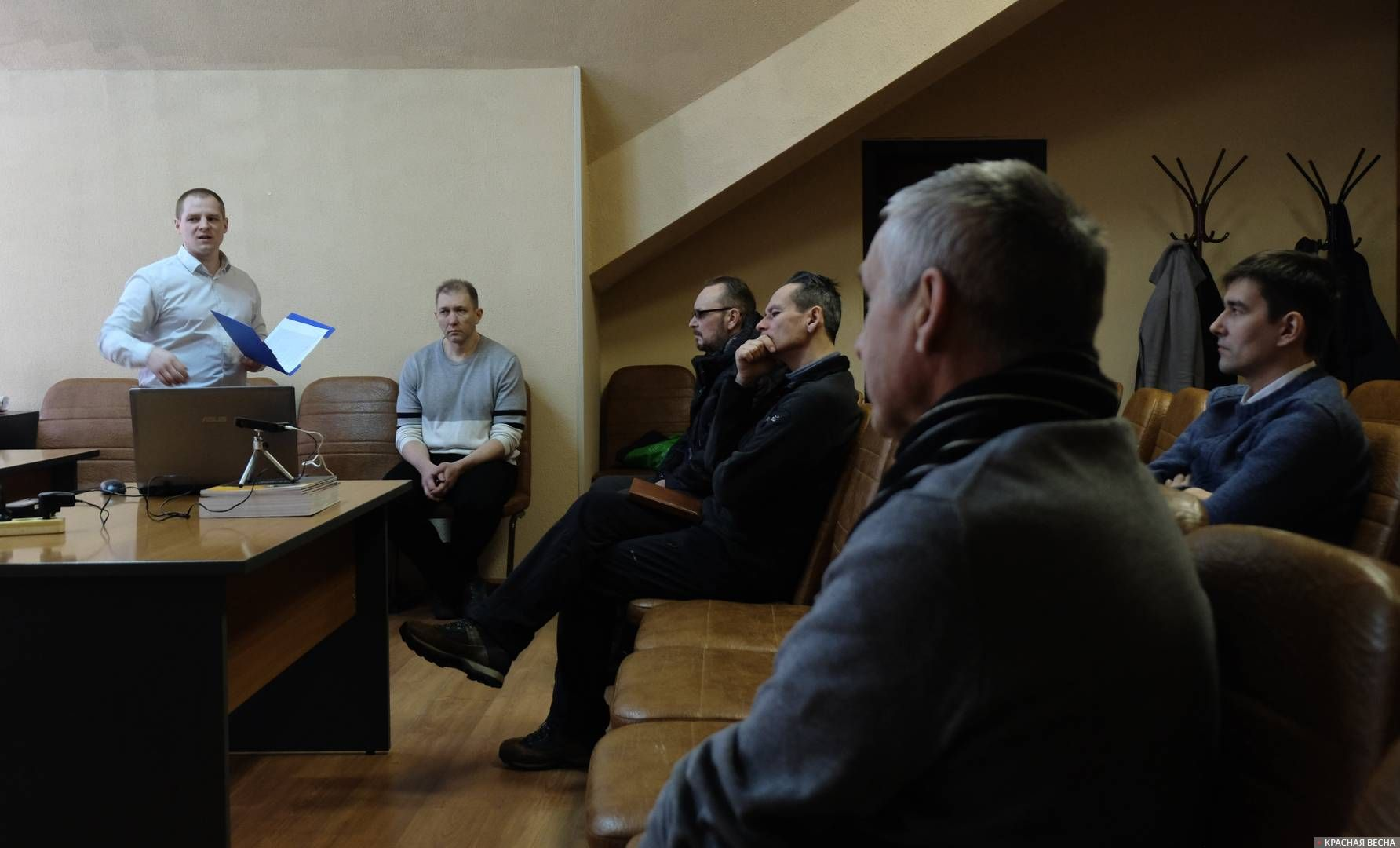 Встреча в Ногинске