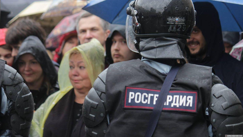 Настроения на митинге в Москве.10.08.2019