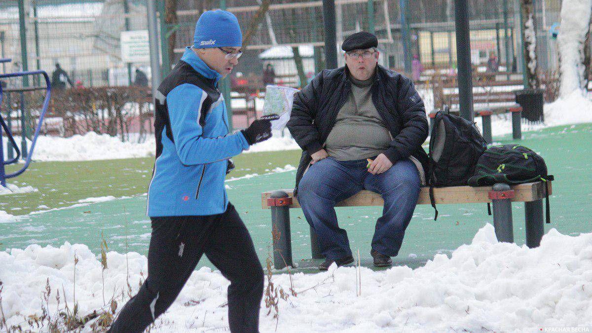 Толстый и тонкий