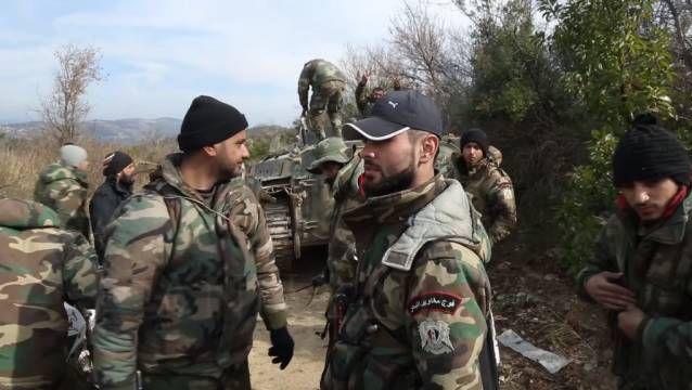 Сирисйская армия
