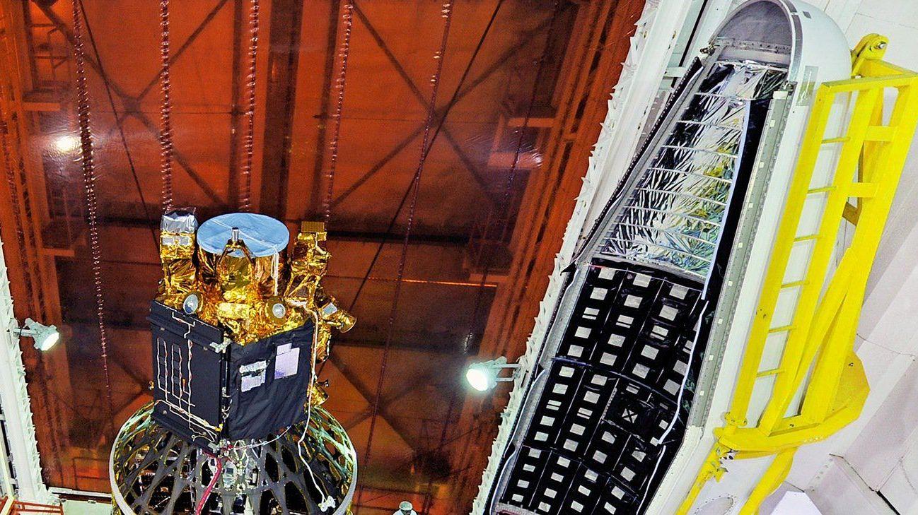 Спутник Cartosat-2