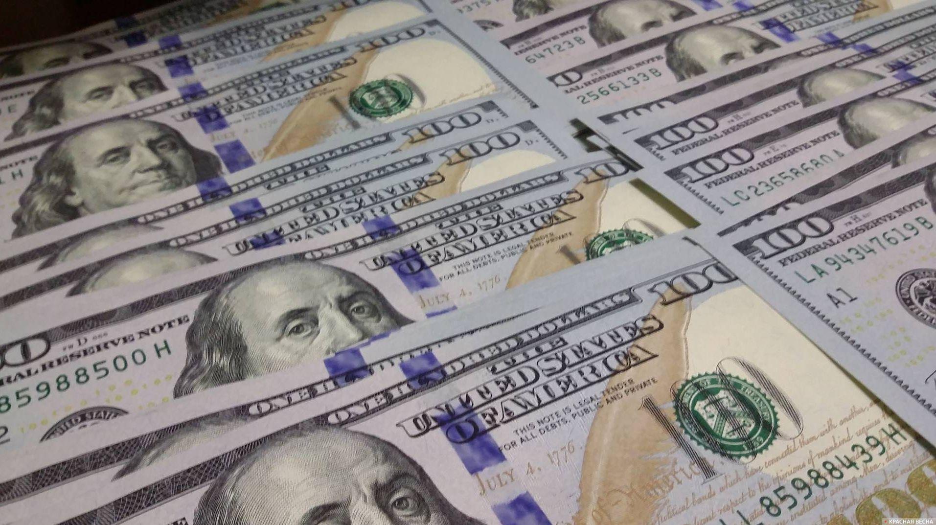 Валюта. Доллар