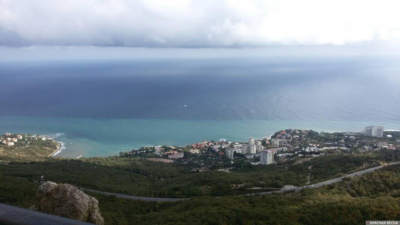 Крым. Море ЮБК